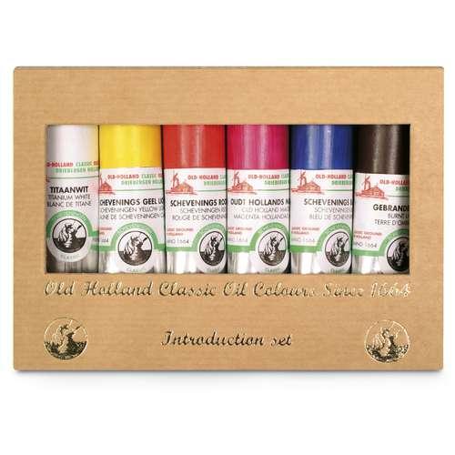Old Holland Artists' Oil Colours Set