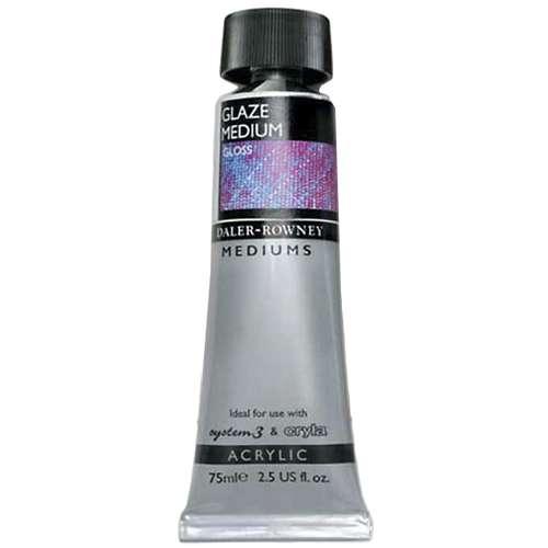 Daler-Rowney Gloss Glaze Medium