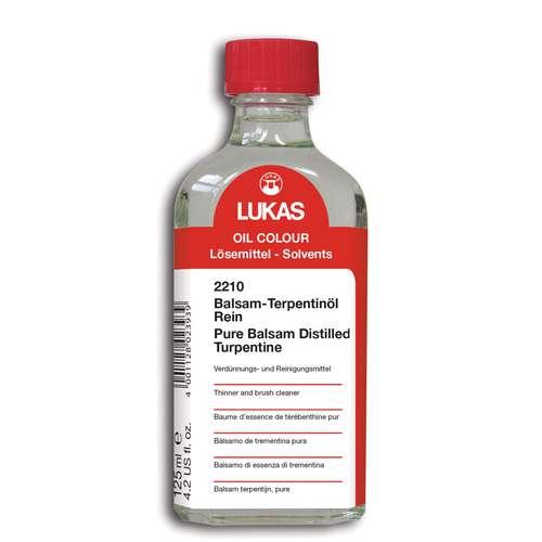 Lukas Pure Balsam Distilled Turpentine