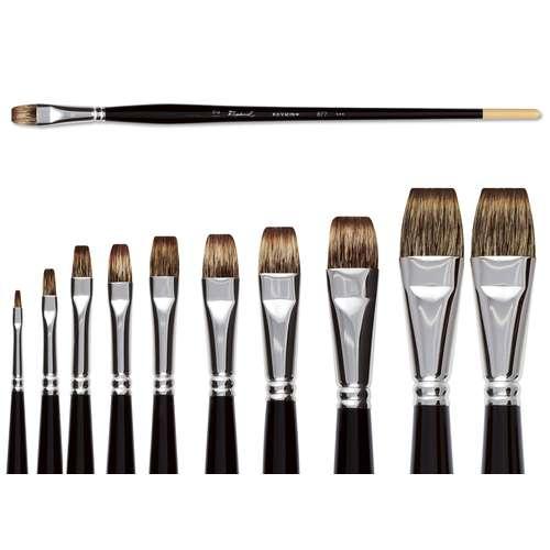 Raphael Kevrin+ Short Flat Brush Series 877