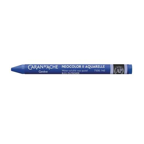Caran D'Ache Neocolor II Aquarelle Crayons