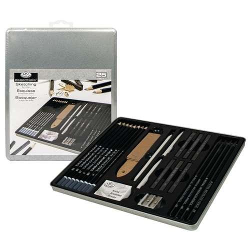Royal & Langnickel Essentials Sketching Art Set 2712