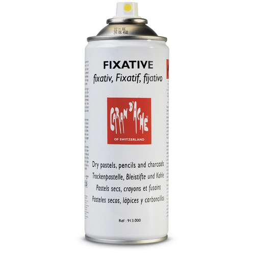 Caran d'Ache Spray Fixative