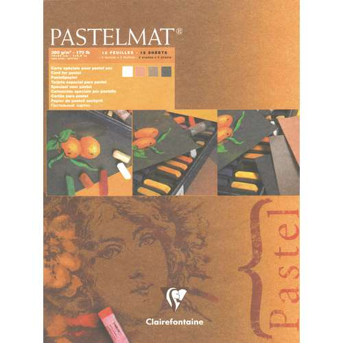 Clairefontaine Coloured Pastelmat Pad No. 2