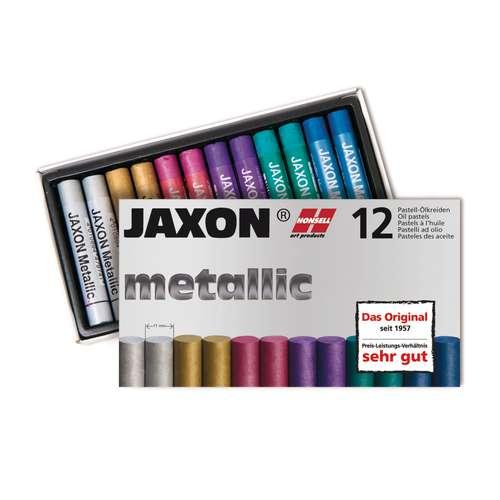 Jaxon Metallic Oil Pastel Set