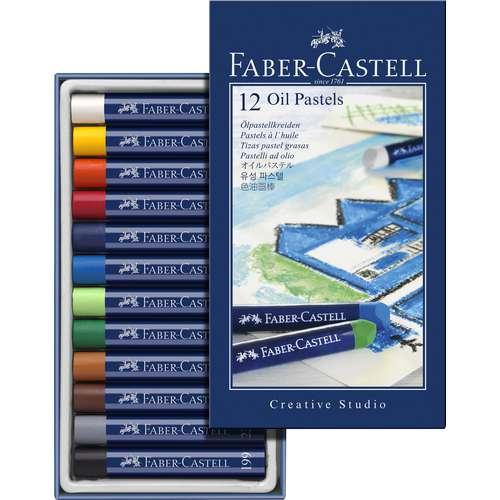 Faber-Castell Goldfaber Oil Pastel Sets