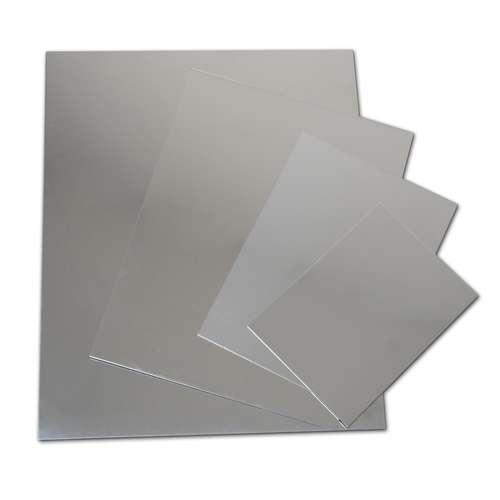 Plain Zinc Plates