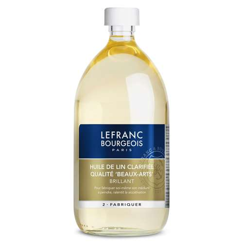 Lefranc & Bourgeois Linseed Oil