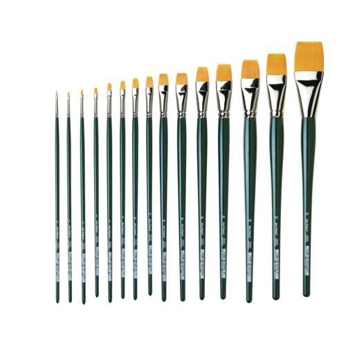Da Vinci Nova Flat Oil Brushes Series 1870