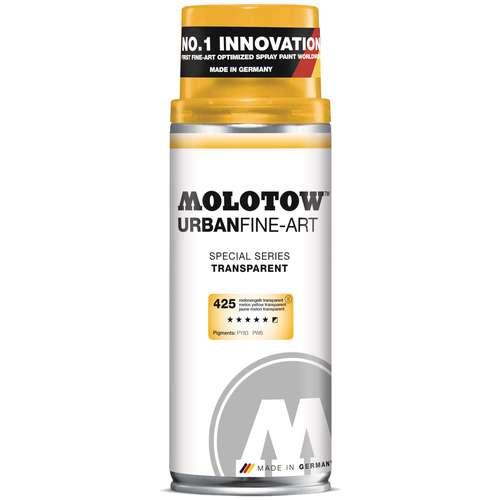 Molotow Urban Fine Art Transparent Spray Paints