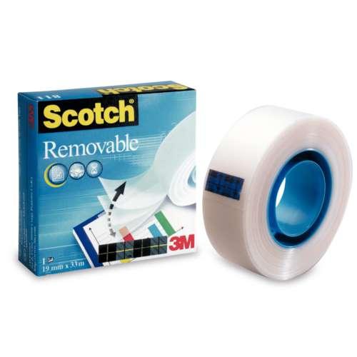 Scotch Magic Removable Adhesive Tape