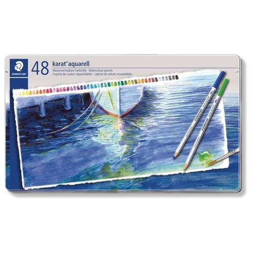 Staedtler Karat Aquarell Watercolour Pencil Sets