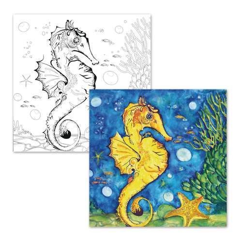 Tangle Canvases