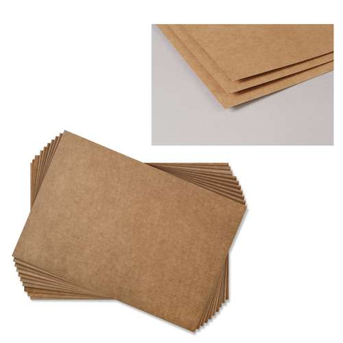 Clairefontaine Brown Kraft Paper 400gsm