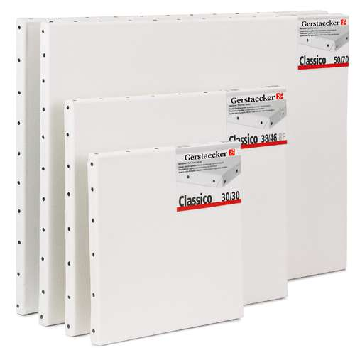 Gerstaecker Classico Linen Stretched Canvases