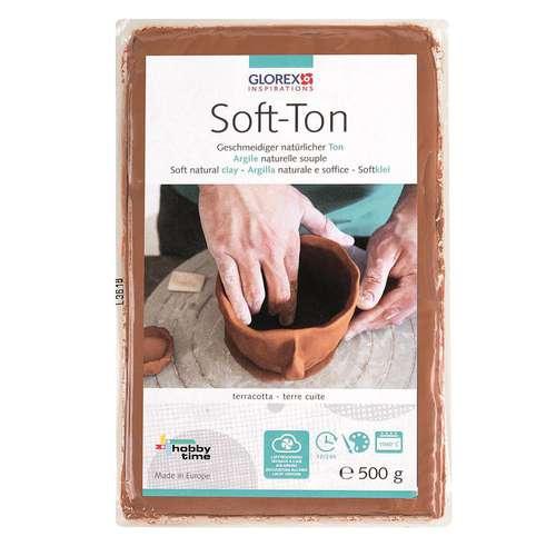Glorex Hobby Time Soft Clay