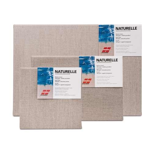 Honsell Naturelle Linen Canvas Sets of 3
