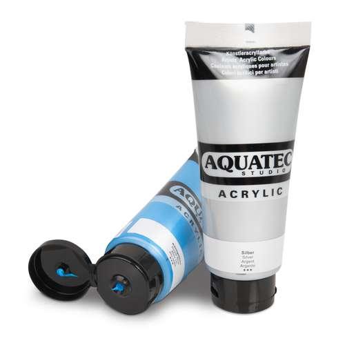 Aquatec Studio Acrylic Paints