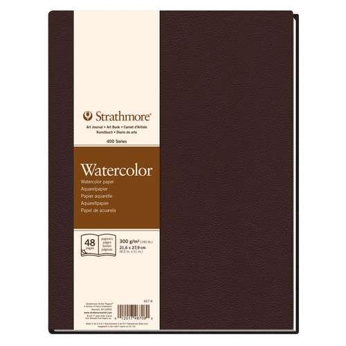 Strathmore 400 Watercolour Art Journals
