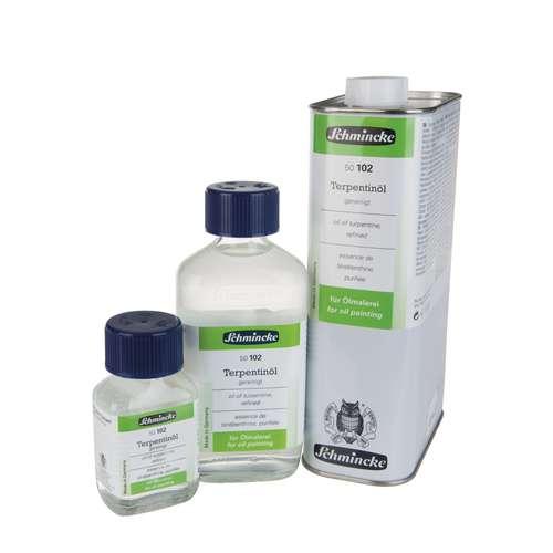 Schmincke Pure Distilled Turpentine