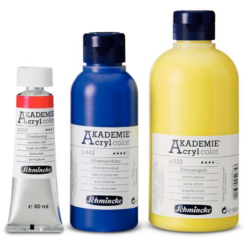 Schmincke Akademie Acryl Acrylic Paint