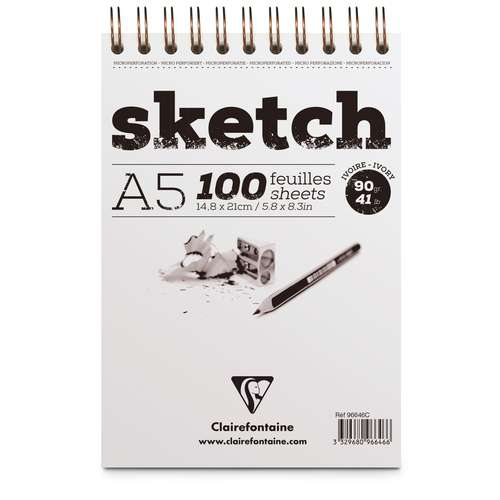 Clairefontaine Sketch Pad