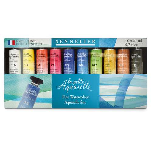 Sennelier Little Watercolour Box
