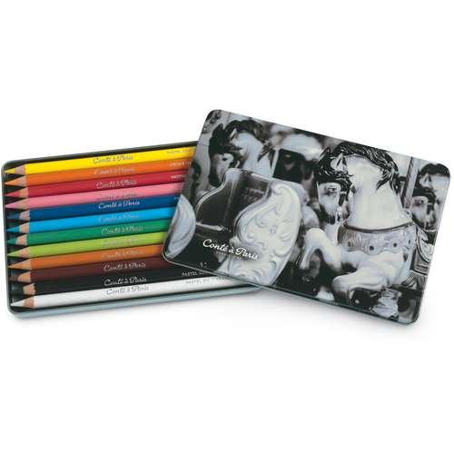 Conté à Paris Pastel Pencil Sets