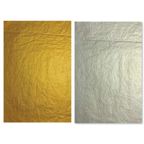 Clairefontaine Metallic Tissue Paper