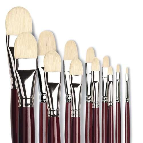 Da Vinci Series 7467 Filbert Brushes