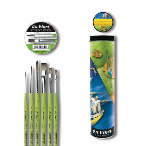 Da Vinci FIT Synthetics Brush Set Series 5410