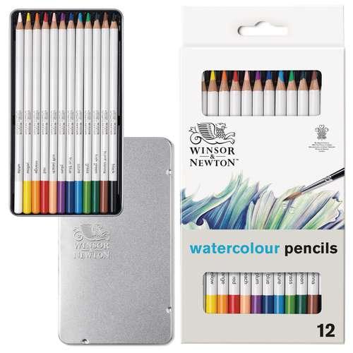 Winsor & Newton Watercolour Pencil sets