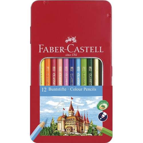 Faber-Castell Coloured Pencil Sets
