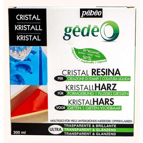 Pébéo Crystal Bio Resin Sets