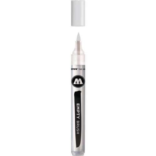 Molotow Aqua Color Empty Brush Marker