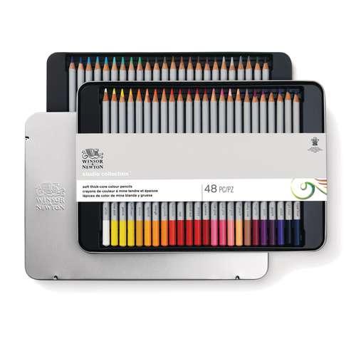 Winsor & Newton Coloured Pencil Sets