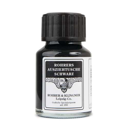 Rohrer & Klingner Black Indian Ink