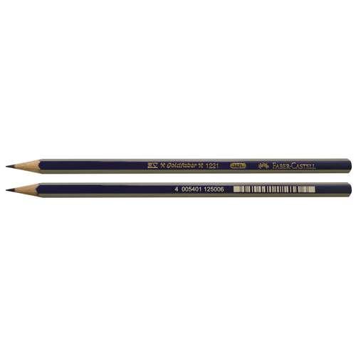 Faber-Castell Goldfaber Graphite Pencils 1221