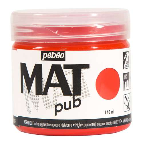 Pébéo Mat pub Acrylics