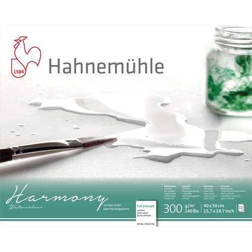 Hahnemühle Harmony Watercolour Paper
