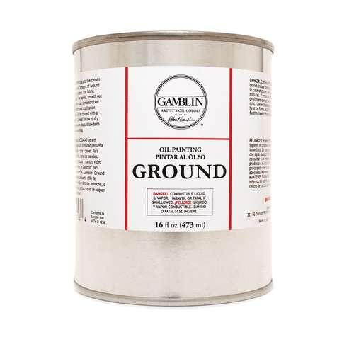 Gamblin Ground Oil Painting Primer