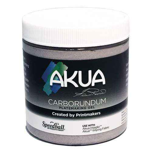 Speedball Akua Carborundum Gel for Platemaking