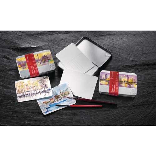 Hahnemuehle Watercolour Postcard Sets