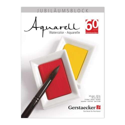 Gerstaecker 50th Anniversary Watercolour Blocks