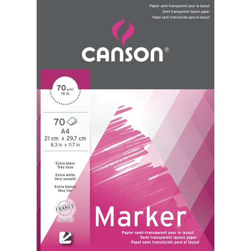 Canson Layout Marker Pads