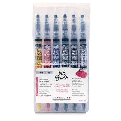 Sennelier Ink Brush Sets