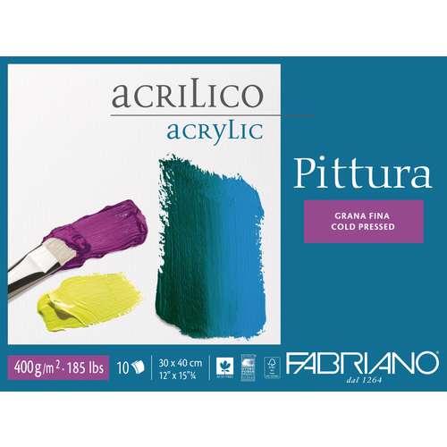 Fabriano Pittura Acrylic Paper