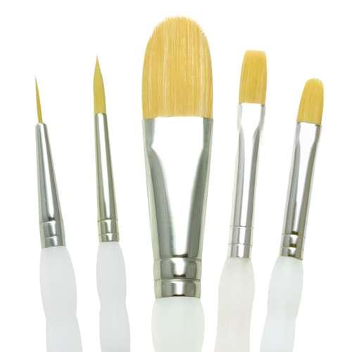 Royal & Langnickel Soft-Grip Starter Brush Set