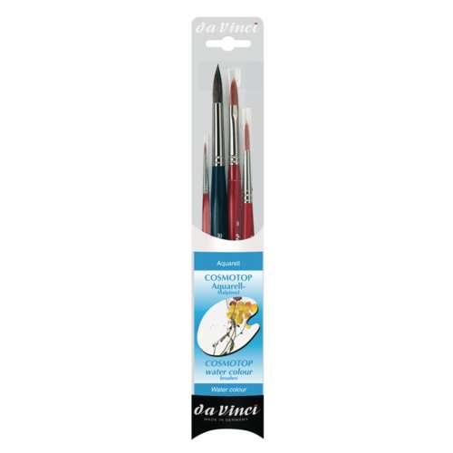 Da Vinci Cosmotop Brush Set
