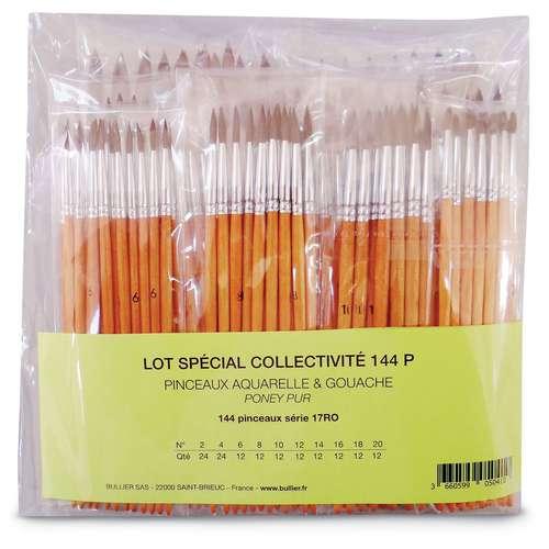 Léonard Watercolour Brush Sets